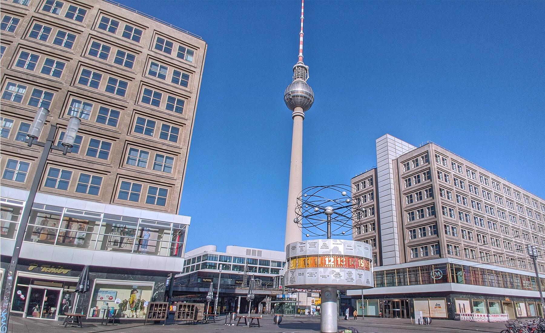 MRT Prostata Berlin